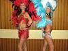 Samba - kostýmy